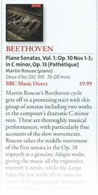 BBC Music Magazine, June 2010